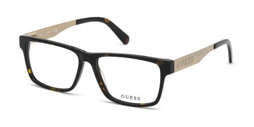 Dark Havana Guess GU1995 Eyeglasses.