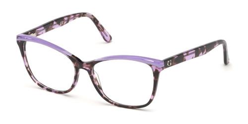 Violet Guess GU2723 Eyeglasses.