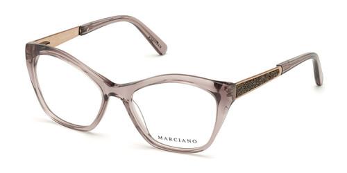 Shiny Pink Marciano GM0353 Eyeglasses.
