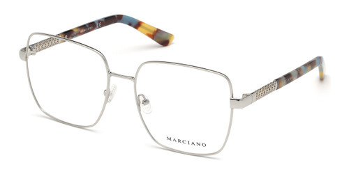 Shiny Light Nickeltin Marciano GM0359 Eyeglasses.