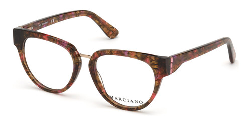 Pink/Other Marciano GM0363-S Eyeglasses.