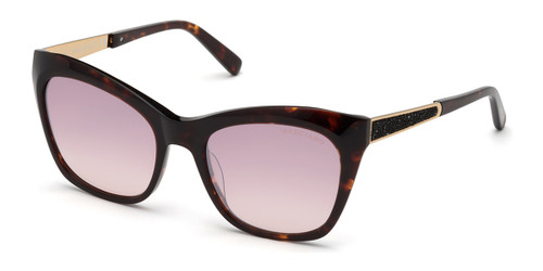 Dark Havana Marciano GM0805 Sunglasses.