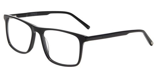 Black Jones New York VJOM541 Eyeglasses.