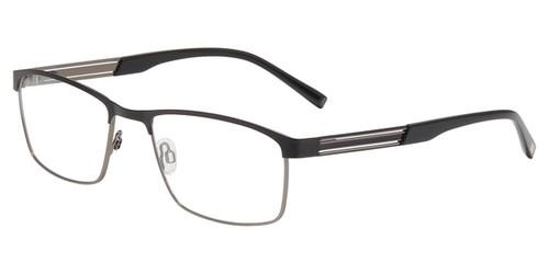 Black Gunmetal Jones New York J366 Eyeglasses.