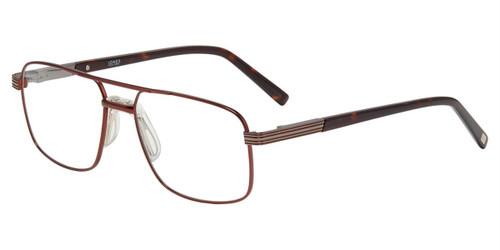 Brown Jones New York J365 Eyeglasses.