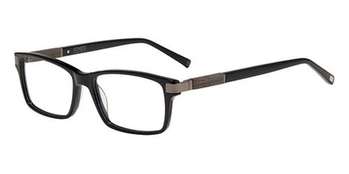 Black Jones New York J539 Eyeglasses.