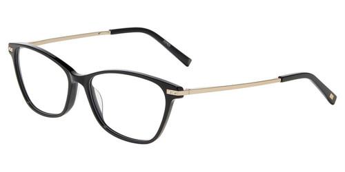 Black Jones New York VJON781 Eyeglasses.