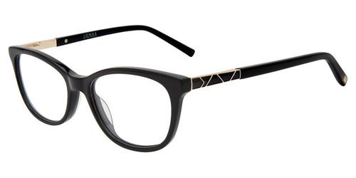 Black Jones New York VJON782 Eyeglasses.