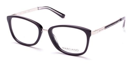 Black/Other Marciano GM0325 Eyeglasses.