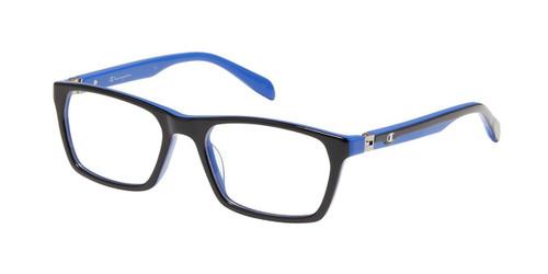 Black/Navy c01 Champion Gordi Tween Eyeglasses.