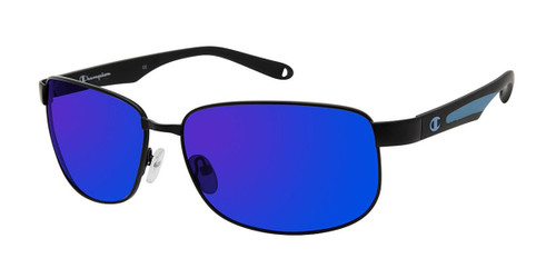 Matte Black c03 Champion NRG Tween Sunglasses.