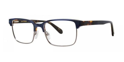 Matte Navy Zac Posen Montgomery Eyeglasses