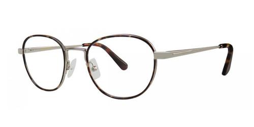 Havana Tortoise Zac Posen Frederik Eyeglasses - Teenager