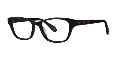 Black Zac Posen Lottie Eyeglasses
