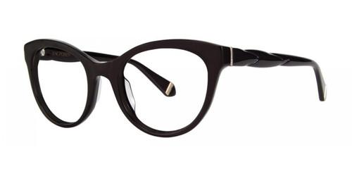 Black Zac Posen Zaida Eyeglasses