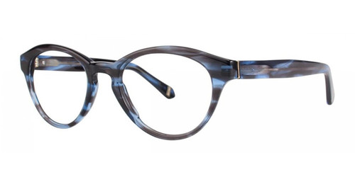 Blue Zac Posen Evelyn Eyeglasses