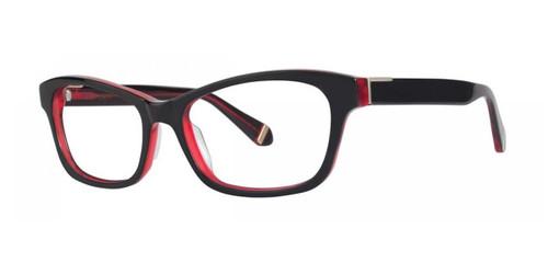 Black Cherry Zac Posen Elsa Eyeglasses