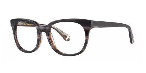 Grey Brown Zac Posen Myrna Eyeglasses