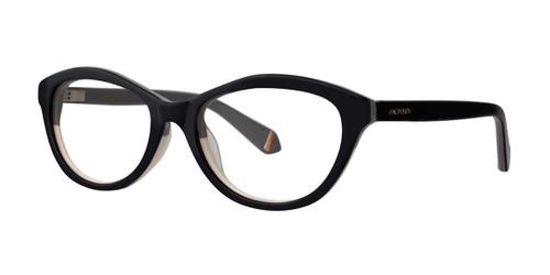 Black Zac Posen Irene Eyeglasses