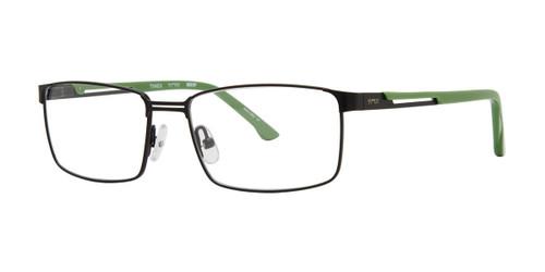 Black Timex TMX RX Man Up Eyeglasses