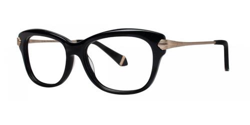 Black Zac Posen Lisa Eyeglasses