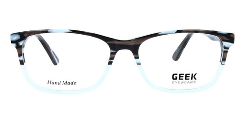 Grey Strip GEEK AVENGER Eyeglasses.