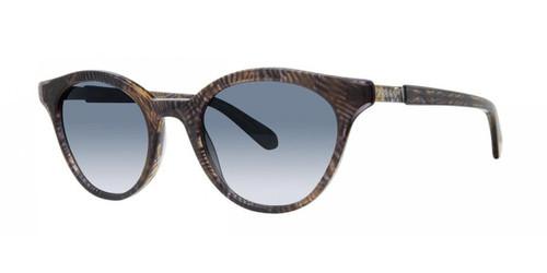 Grey Swatch Zac Posen Viv Sunglasses