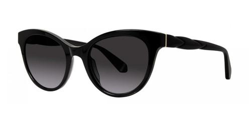 Black Zac Posen Zaida Sun Sunglasses