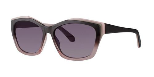 Blush Smoke Zac Posen Ruthie Sunglasses