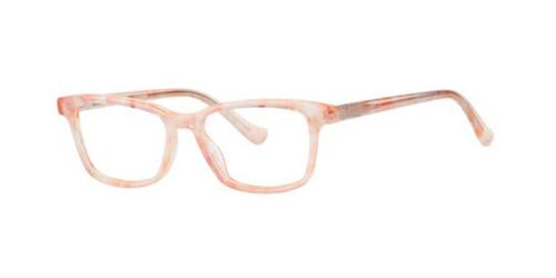 Peach Kensie Girls RX Rainbow Eyeglasses.