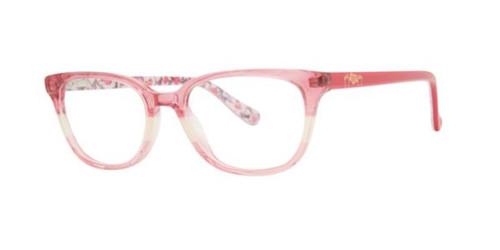 Pink Nude Kensie Girls RX Love Eyeglasses.