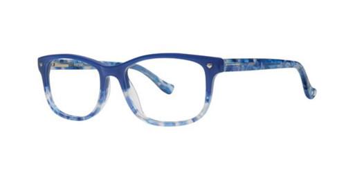 Ocean Blue Kensie Girls RX Splash Eyeglasses.