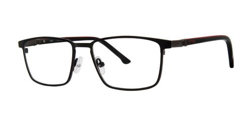 Black Timex TMX RX Points Eyeglasses
