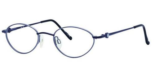 Blue Timex TMX RX 105X Eyeglasses