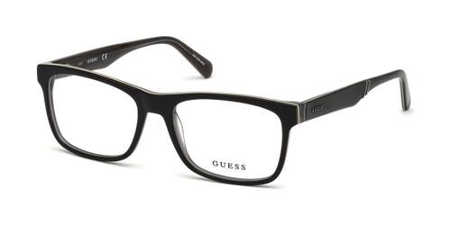 Matte Black Guess GU1943-F Eyeglasses