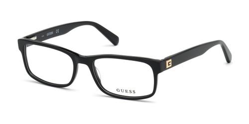 Shiny Black Guess GU1993-F Eyeglasses