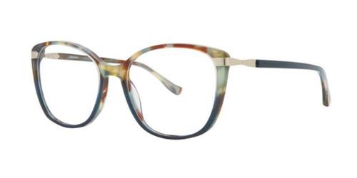 Blue Kensie RX Devotion Eyeglasses.