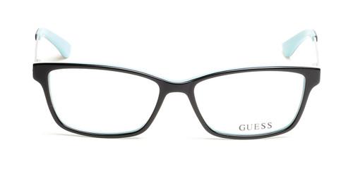 Black/other Guess GU2538-F Eyeglasses