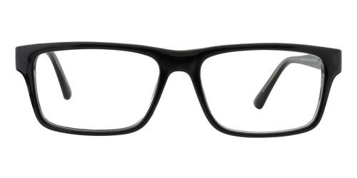 Black Limited Edition Maverick Eyeglasses
