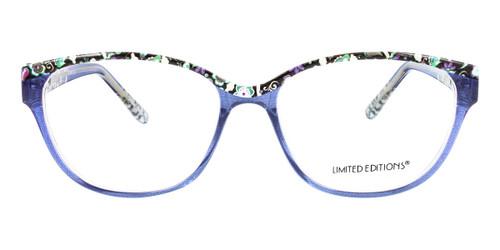 Blue Demi Limited Edition Sunny Eyeglasses