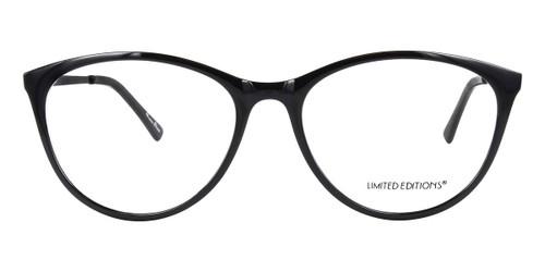 Black Limited Edition LTD 601 Eyeglasses