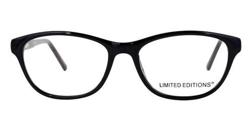 Black/Brown Limited Edition 66th ST Eyeglasses