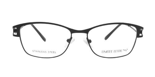 Black Matt Limited Edition LTD 805 Eyeglasses
