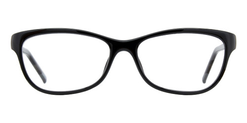 Black Limited Edition 86th ST Eyeglasses