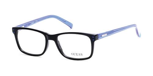 Shiny Black Guess GU9161 Eyeglasses