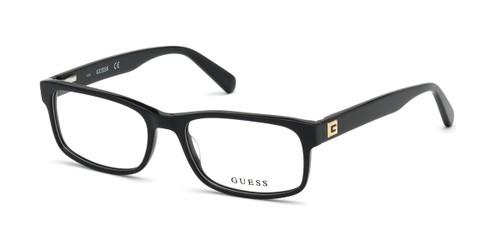 Shiny Black Guess GU1993 Eyeglasses