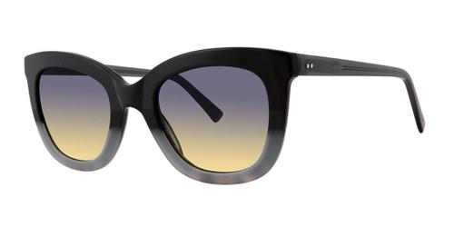 Black Fade Vera Wang V486 Sunglasses.