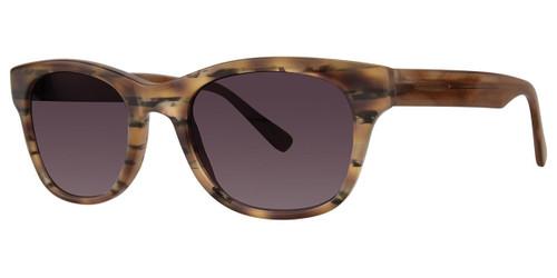 Tortoise Vera Wang V460 Sunglasses.