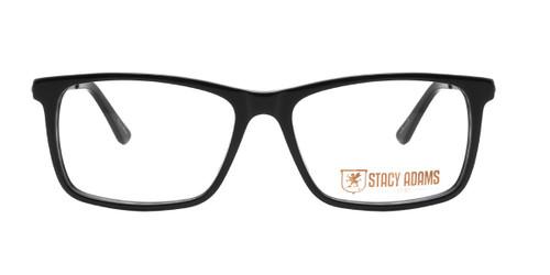 Black STACY ADAMS 1104 Eyeglasses