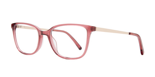 Burgundy Brooklyn Heights Mill Basin Eyeglasses